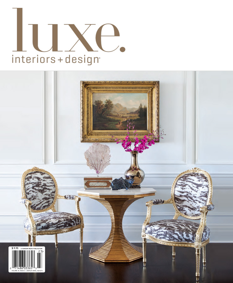 Luxe Interiors Fall 2012