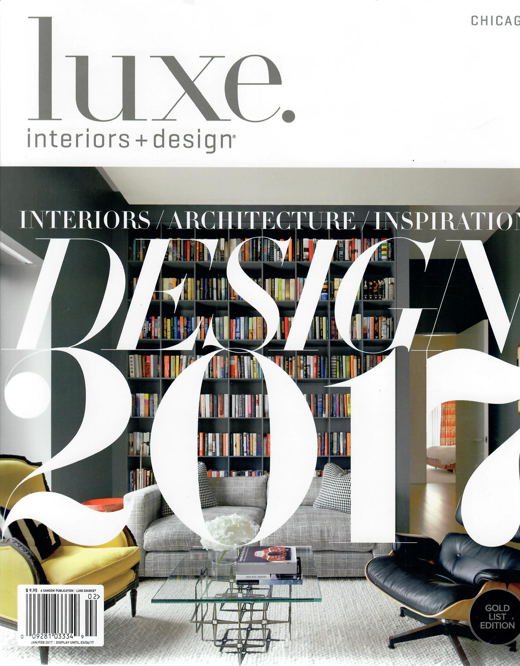 Luxe Jan Feb 2017
