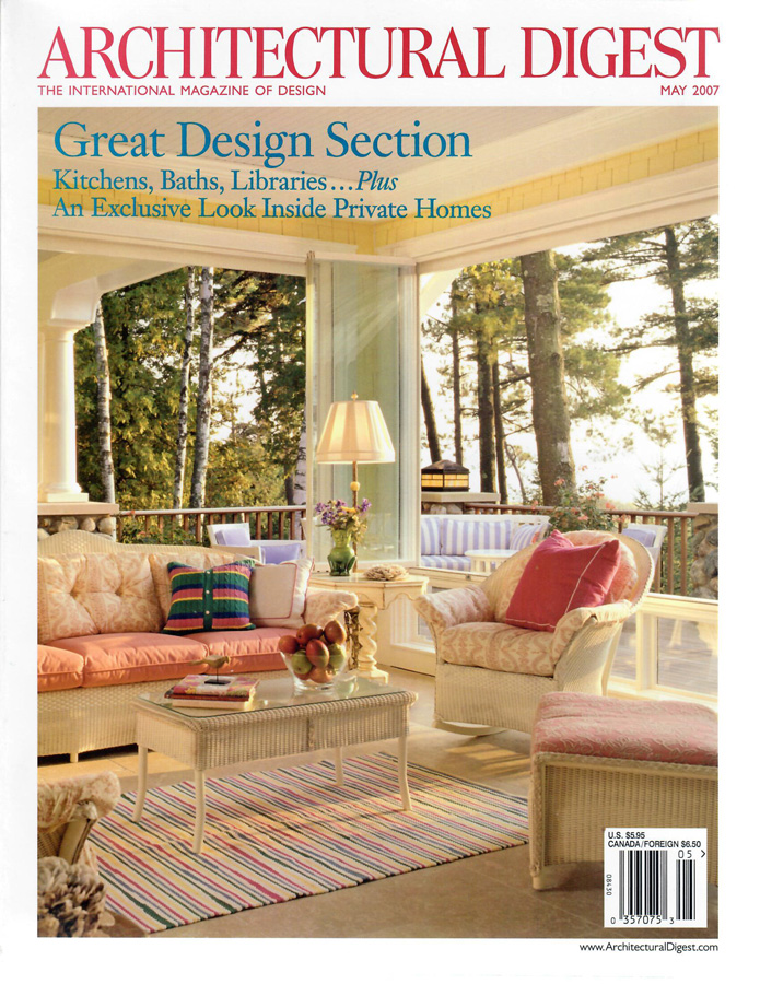 Press Architectural Digest