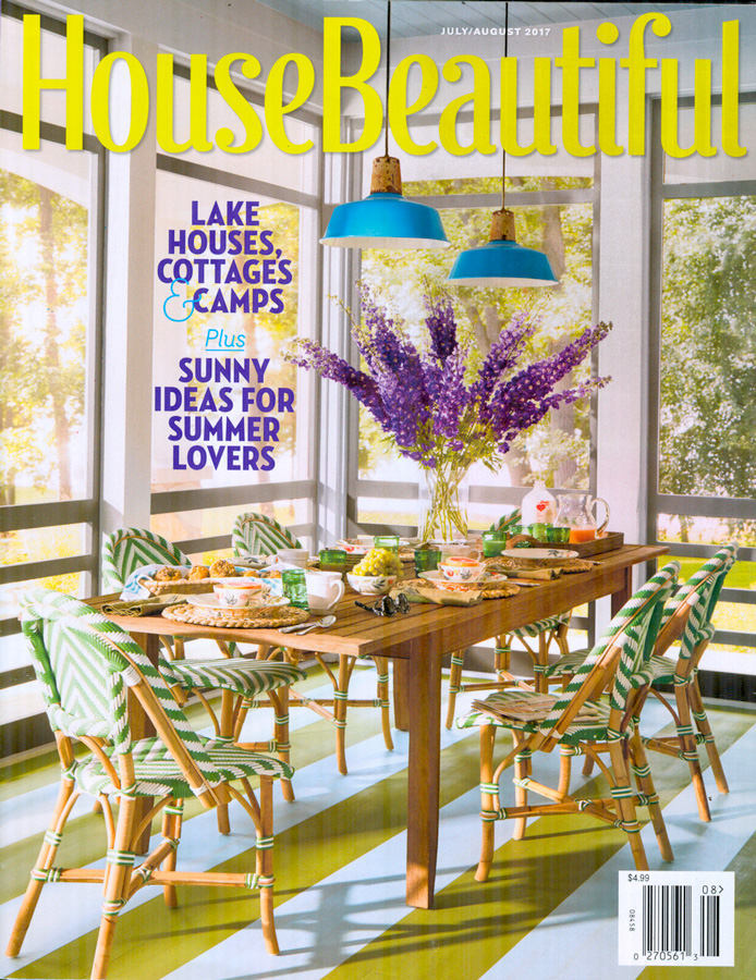House Beautiful July 2017